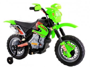 TOYANDMODELSTORE: electric ride on toys for kids 6v battery powered bike motorcross scrambler toy